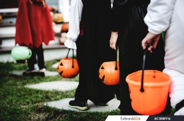 Halloween is happening, but safety measures are in place in some states in America. Pic: GettyImages
