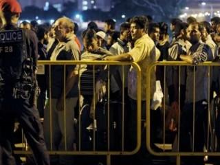 对移民开放的时间越来越长,新加坡的限制越来越严格