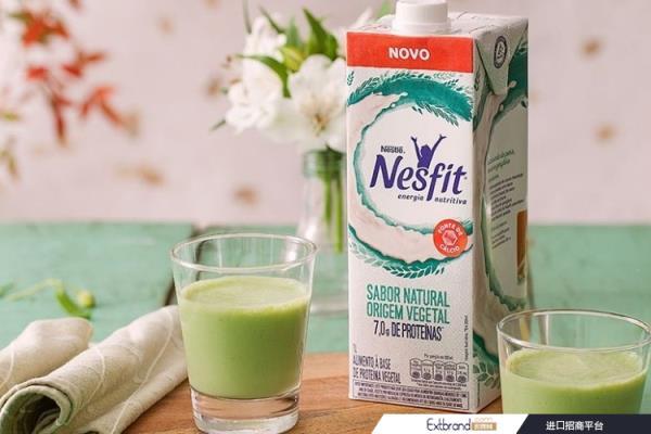 雀巢继续扩大植物性乳制品替代品的投资组合