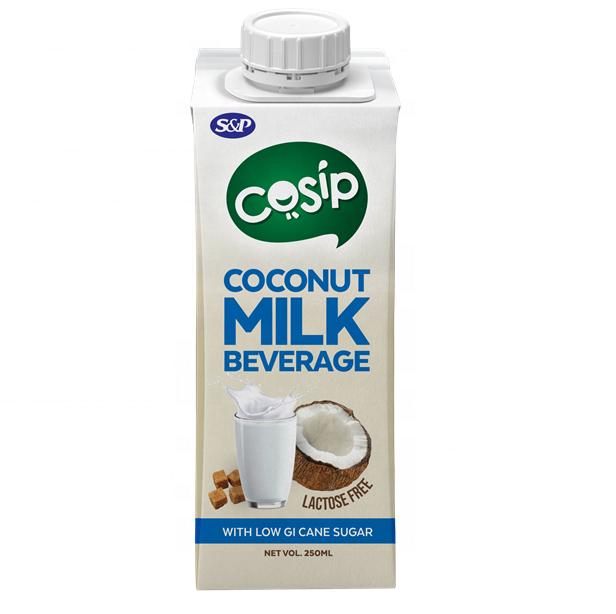 马来西亚进口无糖椰奶饮料