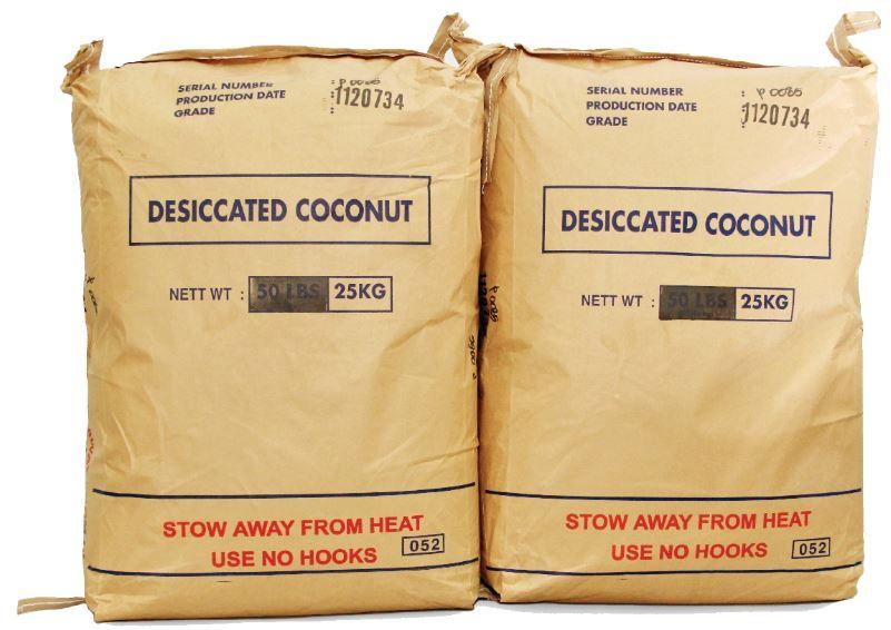 印度尼西亚进口脱水椰子 椰蓉(超细颗粒)- 25kg