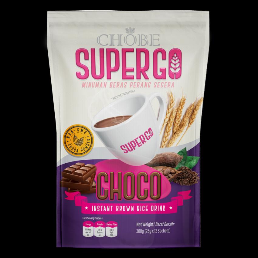 马来西亚进口速溶糙米饮料(巧克力味)