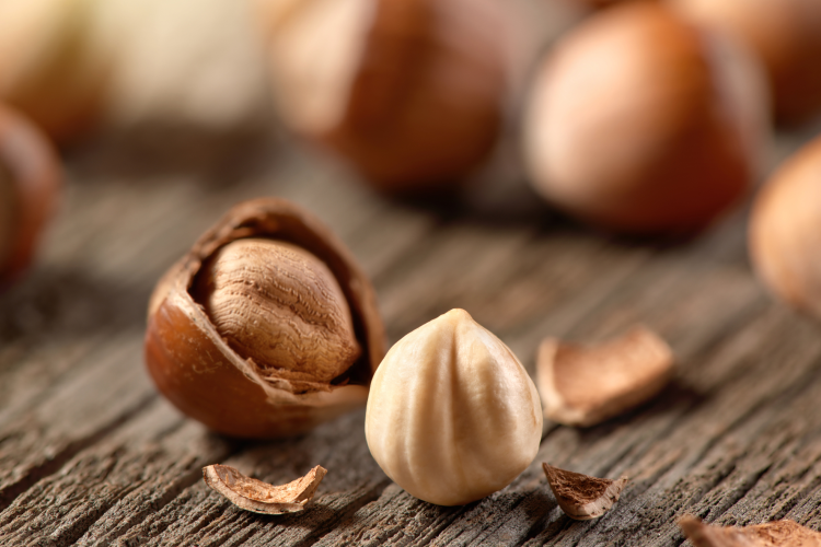 """闭合巧克力的循环:百乐嘉利宝(Barry Callebaut)正在合作一项""""突破性""""的工艺,将榛子壳转化为香草醛"""
