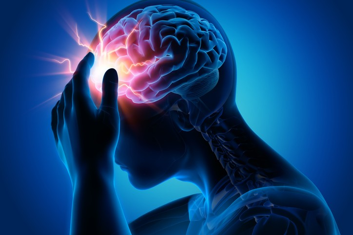 The findings suggest that a higher intake of calcium and magnesium was associated to reducing migraine in women, and to some extent in men. ?Getty Images