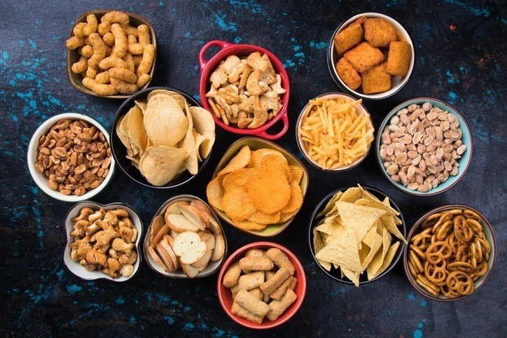 Processed food consumption has long been associated with the risk of all-cause mortality, diabetes, hypertension and obesity. ?GettyImages