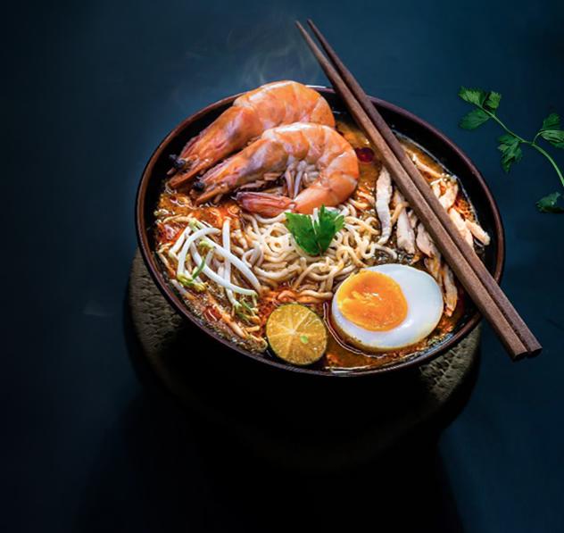 婆罗洲原味古晋纯风干麺