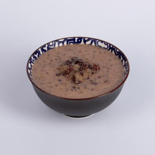 马来西亚进口婆罗洲椰浆亚答方便即食甜点红豆西米露