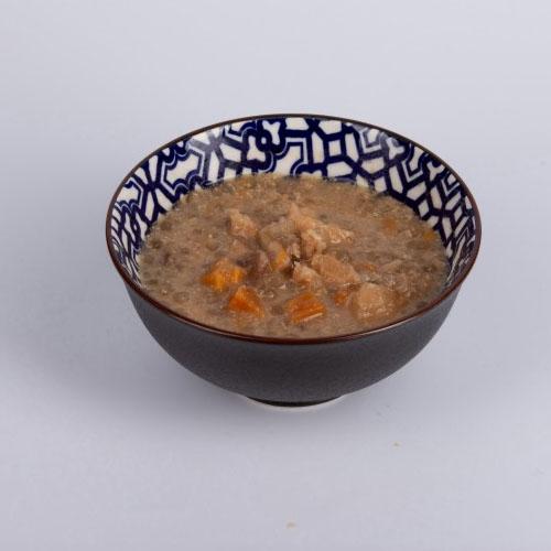 马来西亚进口方便即食甜点婆罗洲椰浆亚答莫莫喳喳西米露