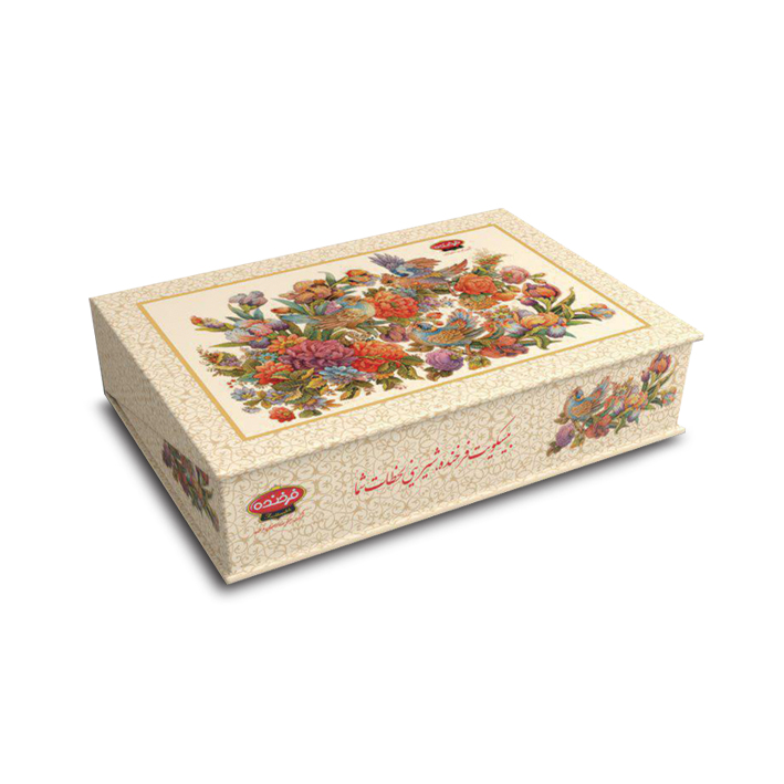 Farkhondeh 德国进口 藏红花饼干礼盒 节日礼品送礼