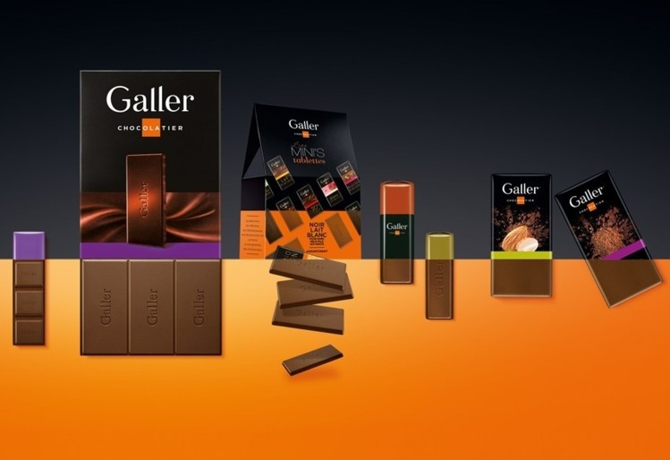 The Galler brand is one of Belgium<em></em>'s most famous chocolate exports. Pic: Galler Chocolate