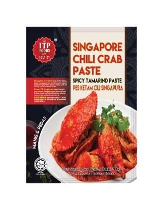 马来西亚纯天然辣椒螃蟹酱