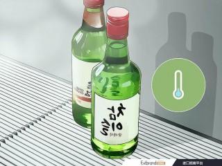 韩国烧酒怎么喝?喝烧酒的3种方法